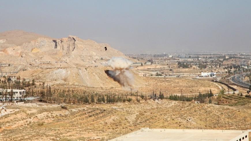 Девять мирных жителей деревни в Сирии погибли от удара коалиции