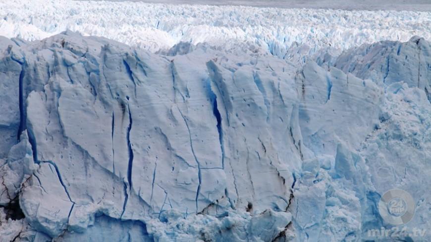 ВАнтарктиде откололся айсберг размером, как две столицы