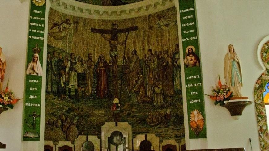 История в камне: в Молдове спасают уникальную церковь