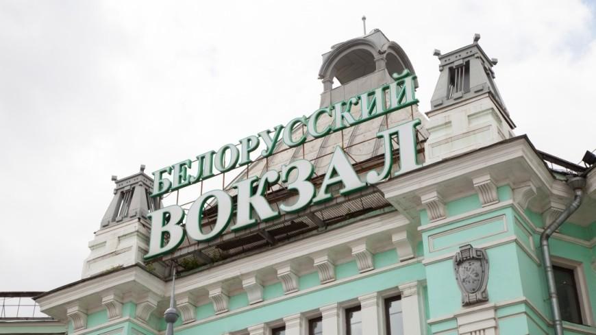 Памятник Горькому вернули к Белорусскому вокзалу