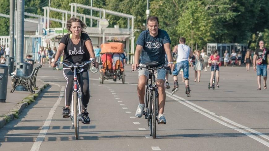 Осенний велопарад в столице России  соберет 30 000  участников