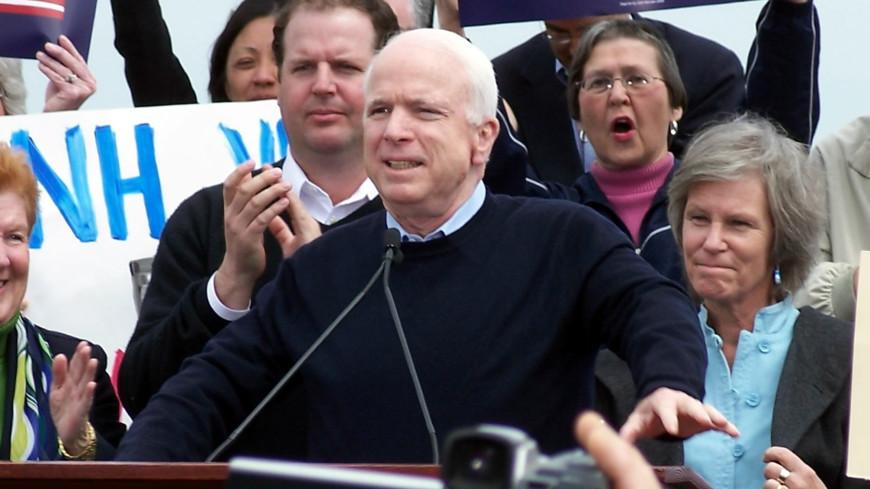 Перенесший операцию на мозге Маккейн готов голосовать