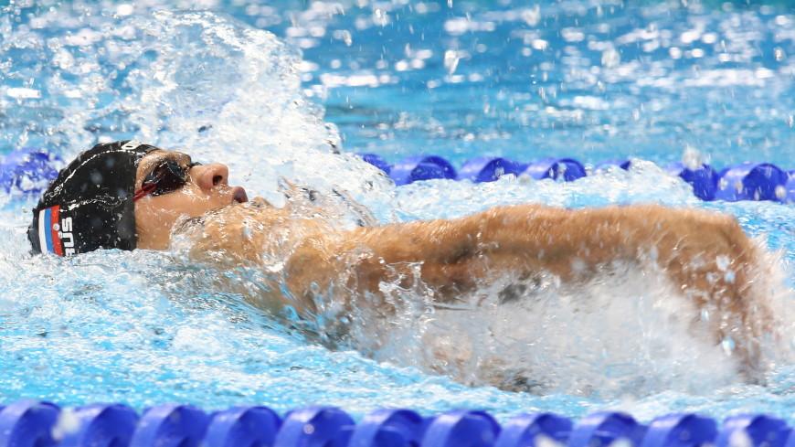 Рылов принес России первое золото ЧМ в мужском плавании с 2003 года