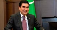 Бердымухамедов поздравил президента Узбекистана с юбилеем.