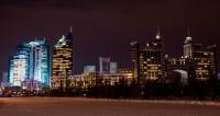Молодая столица Казахстана
