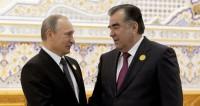 Путин и Рахмон проводят переговоры в Сочи