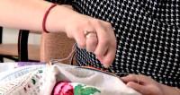 Рушник-рекордсмен: как жители Молдовы шьют громадное полотенце