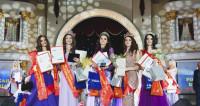 В Москве выбрали первую красавицу России
