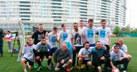 Свой Кубок конфедераций: «МИР» сыграл в футбол с чилийскими фанатами