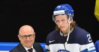 Самым ценным игроком ЧМ по хоккею стал финский форвард Патрик Лайне