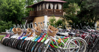 Пункты велопроката открылись в московских парках
