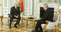 Лукашенко: Беларусь и Молдова помогали друг другу в самые тяжелые времена
