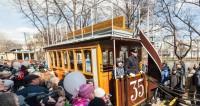 Парад трамваев в Москве: как это было