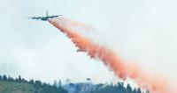 Россия готова помочь Калифорнии в тушении лесных пожаров