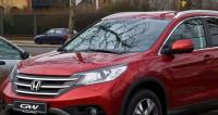 Новое поколение Honda CR-V придет в Россию в середине 2017 года