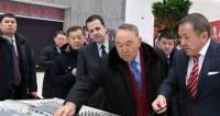 Работа в праздник: Назарбаев осмотрел объекты «Экспо-2017»