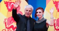 Закрытие ММКФ: Микеле Плачидо и Никита Михалков нашли средство от санкций