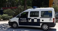Захвативший заложников в мадридском банке мужчина сдался полиции