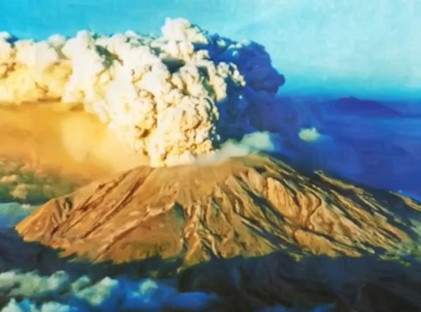 Вулкан в Перу оказался древней пирамидой