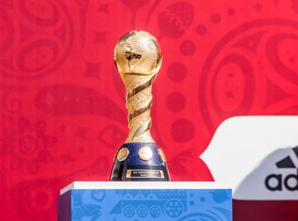 Стали известны все полуфиналисты Кубка конфедераций
