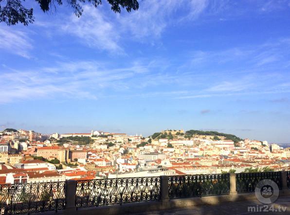 Как познакомиться с Лиссабоном за три дня