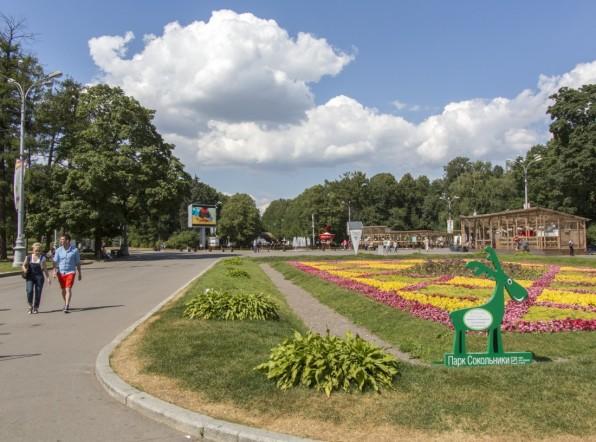 Холода отменяются: в Москву идет 30-градусная жара