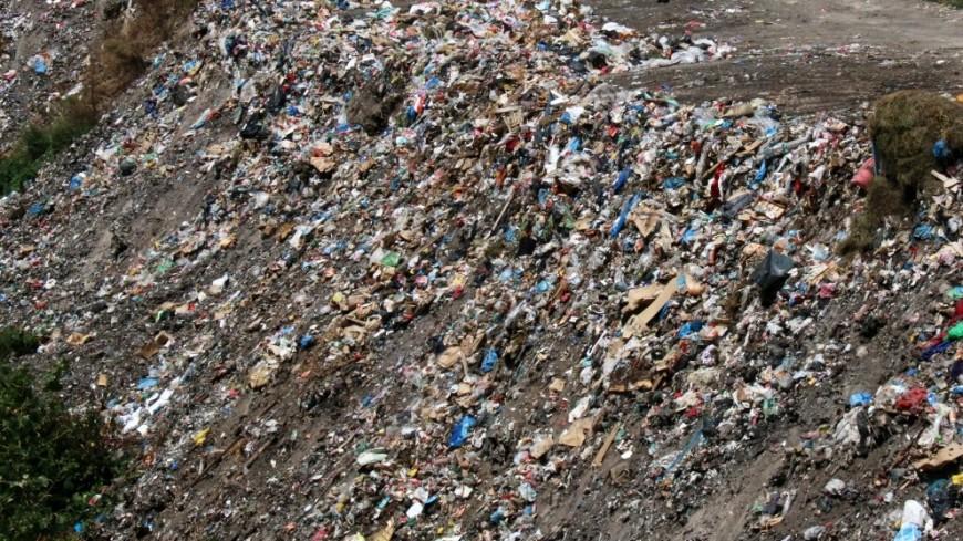 Пленник мусора Актобе