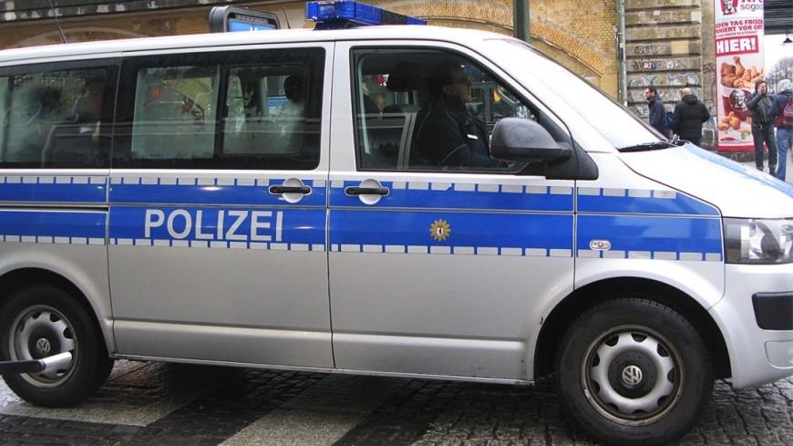 ВГермании пострадали 15 полицейский вмассовой потасовке