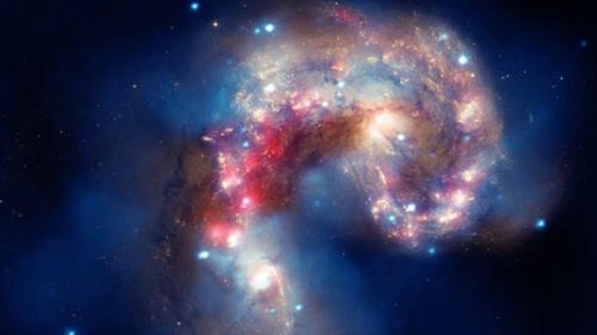 Млечный путь поглотит оба Магеллановых облака— Ученые