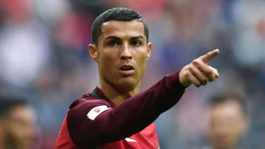 Роналду раскритиковал газон на «Зенит-арене»
