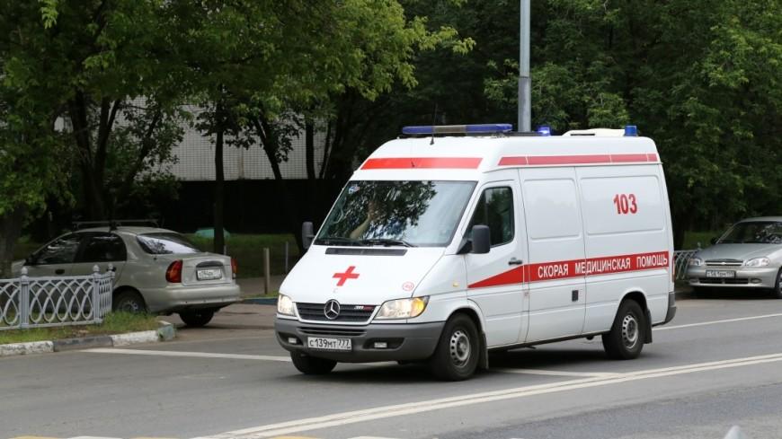 Свидетели: в новейшей столице России вчеловека ударила молния