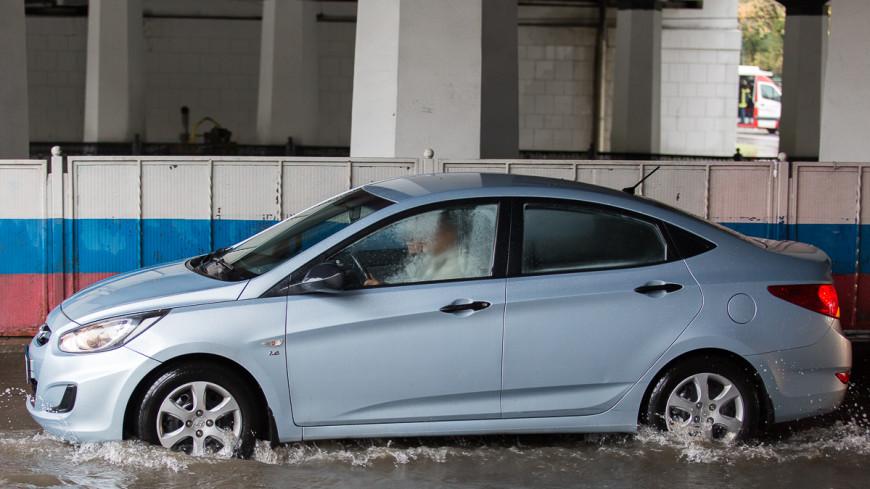 Реки из сока затопили улицы города Лебедянь