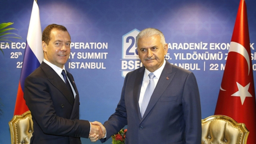 Медведев оставил в силе запрет на поставки турецких томатов