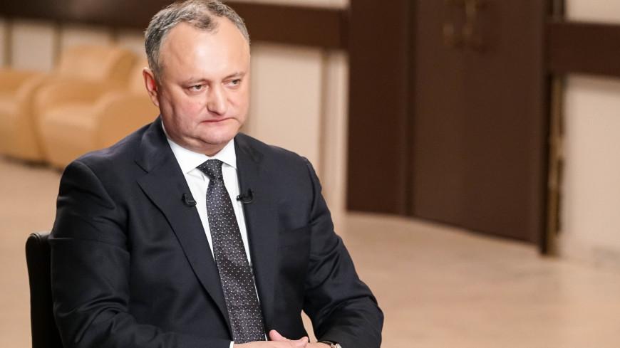 Додон не допустит открытия бюро НАТО в Кишиневе