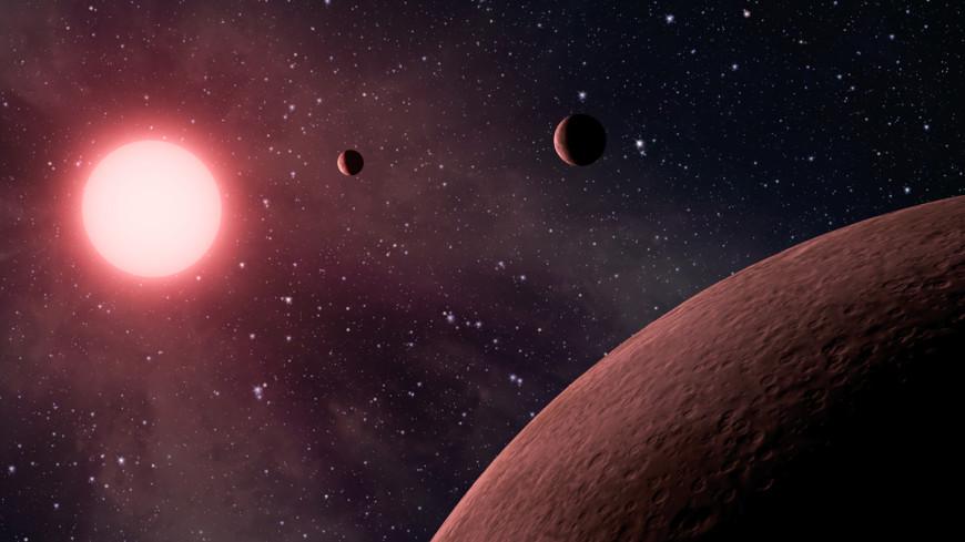 Исследователи увидели в небе раскаленную «тыкву»