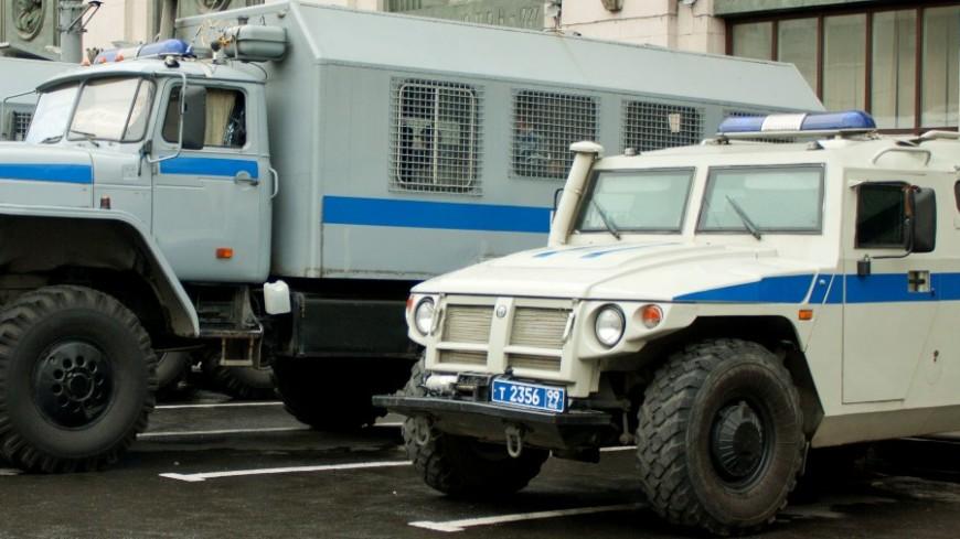 Меры безопасности усилены в Москве в связи с празднованием Курбан-байрам