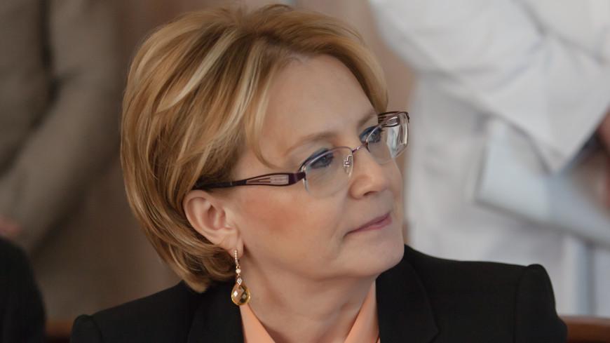 Скворцова провела в Петербурге первую планерку