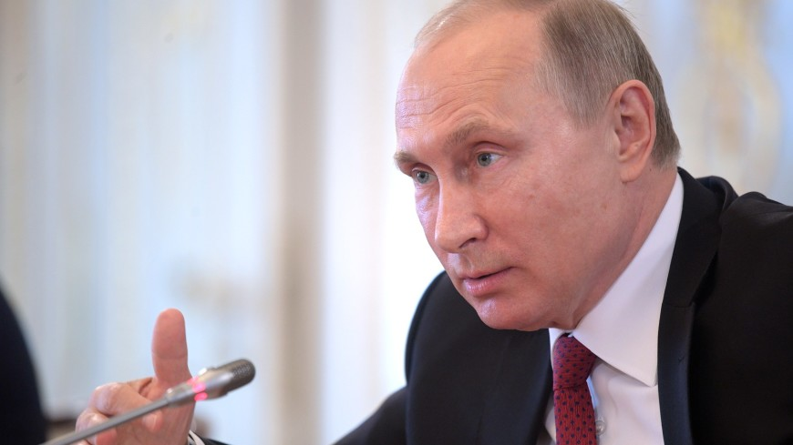 Путин: Санкции Запада сблизили Россию и Китай