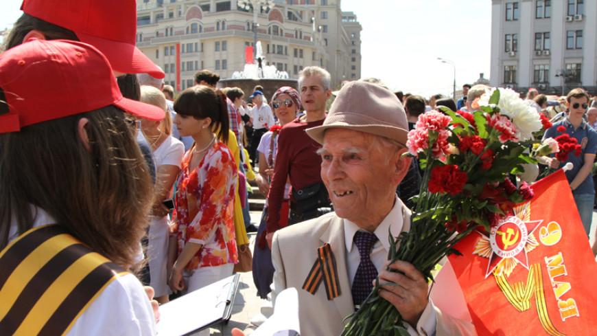 Московский общественный транспорт для ветеранов в День Победы станет бесплатным