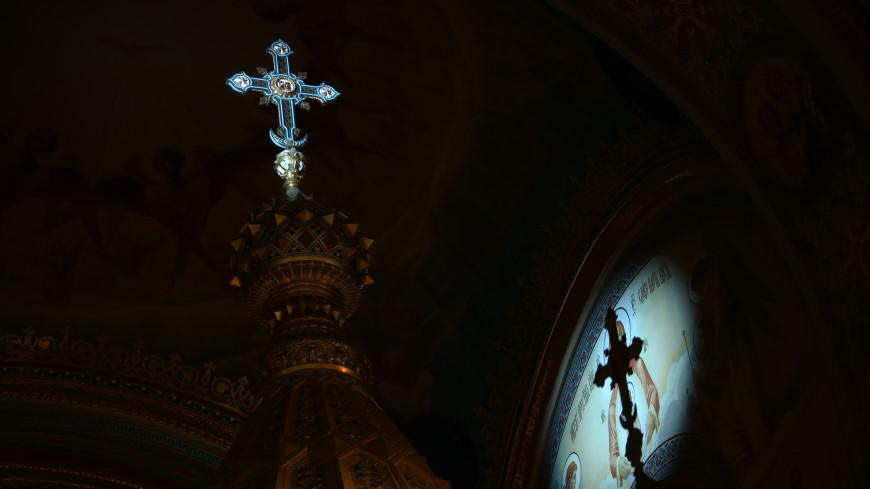 В Звенигороде найдены фрески кисти Андрея Рублева