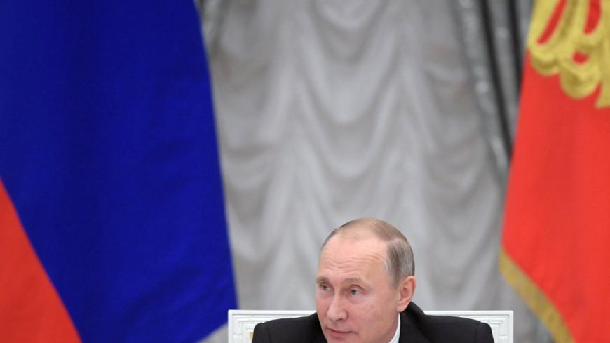 Путин пошутил о безграничности России