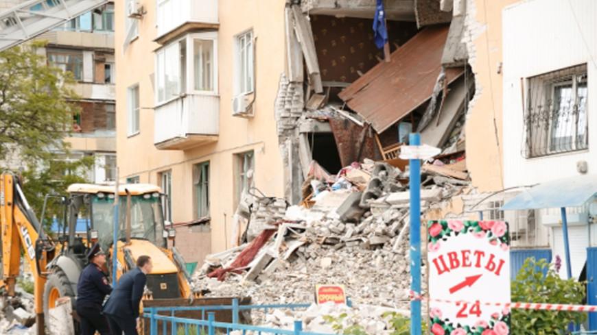 Количество жертв взрыва газа в Волгограде может увеличиться