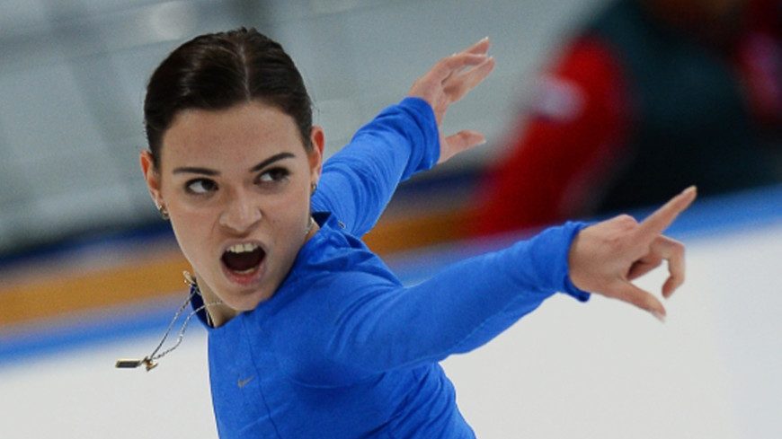 Фигуристка Сотникова перейдет тренироваться к Плющенко