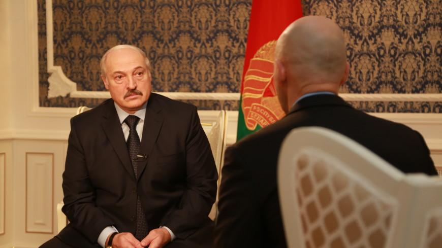 Лукашенко «МИРу»: После теракта все споры о газе ушли на задний план