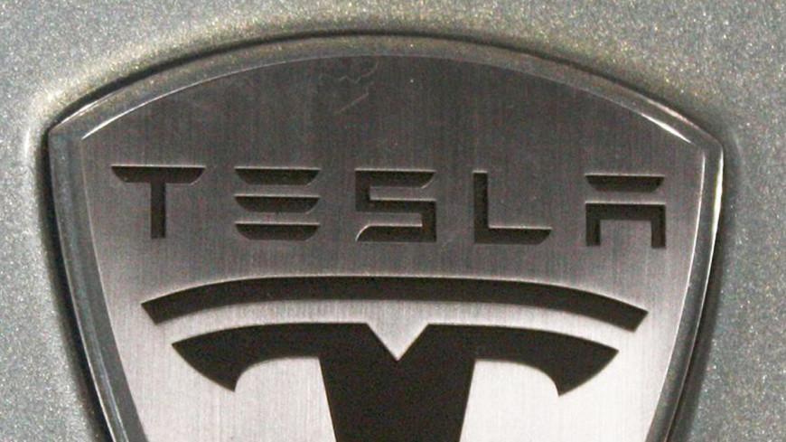 В Китае произошла первая авария с автомобилем Tesla