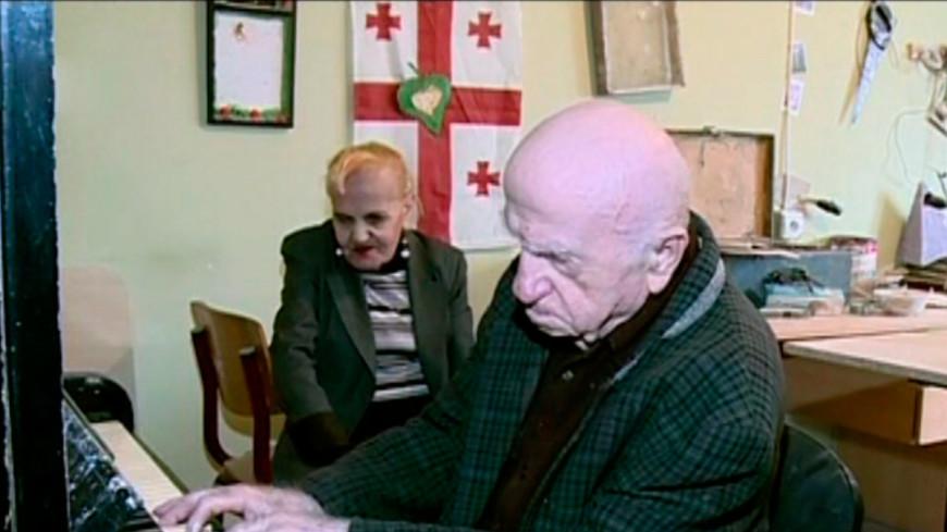 Любви все возрасты покорны: 92-летний грузин женился на 76-летней подруге