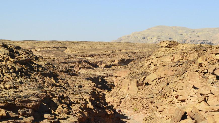 Древние каменные гробницы обнаружены на юге Египта