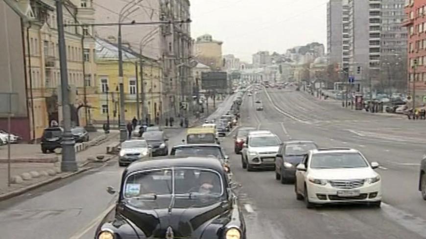108 минут на Садовом: 55-летию полета Гагарина посвятили автопробег