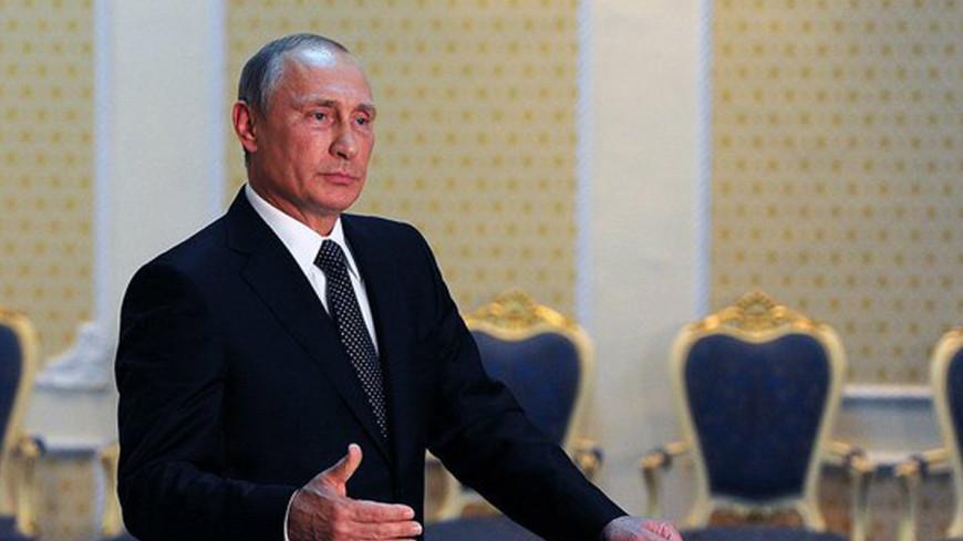 Путин примет верительные грамоты у послов 15 стран