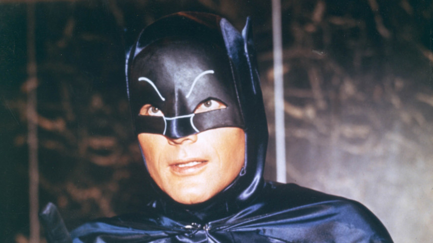 Скончался «Бэтмен 60-х» Адам Уэст